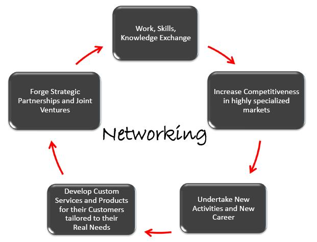 Cosa vuol dire fare networking